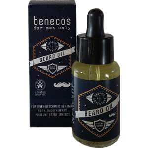 Benecos for men only Huile à barbe