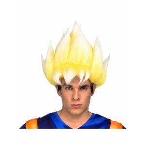 Yan Goku Dragon Ball perruque, Multi
