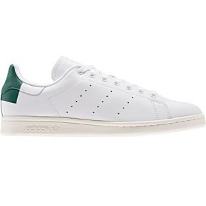 Adidas Chaussures casual Stan Smith Originals Blanc / Vert - Taille 42
