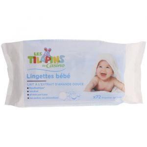 Casino Les Tilapins Lingettes bébé