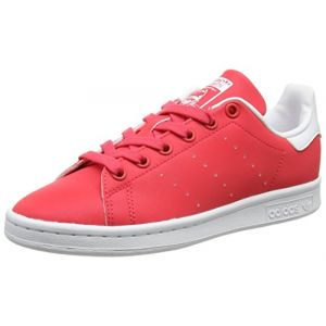 Adidas Stan Smith, Baskets Mode Femme, Rose (Core Pink/Core Pink/FTWR White), 40 2/3 EU