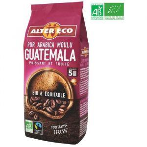 Alter Eco Café Guatemala moulu - Paquet de 250 g