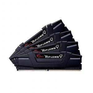 G.Skill RipJaws 5 Series Noir 128 Go (4 x 32 Go) DDR4 2666 MHz CL18