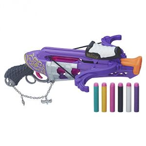 Hasbro Nerf Rebelle Charmed Arbalète Fortune