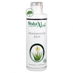 Naturaloe Shampoing soin Aloé Vera