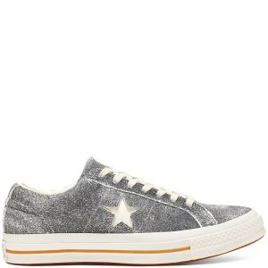 Converse One Star Ox chaussures gris T. 39,5