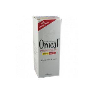 Arrow Orocal® Vitamine D3 500 mg/400UI