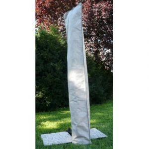 Pegane Housse de protection pour parasol - Dim : 260x49cm