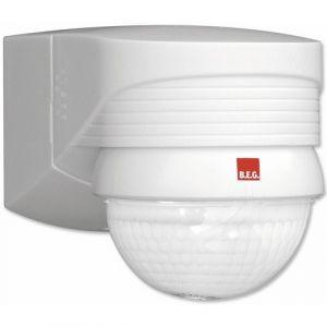 BEG Détecteur de mouvement LC-Plus 280 LUXOMAT Blanc 91008