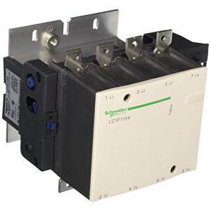 Schneider Electric Lc1 F1154 Contacteur 4P 115 A, 200 A 4P Contacteur sans Bobine