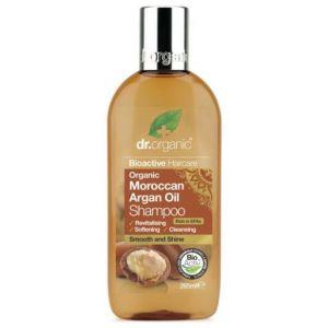 Dr. Organic Bioactive Haircare Moroccan Argan oil - Shampoo
