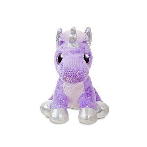 Toys R Us Peluche 18 cm - Licorne Violette