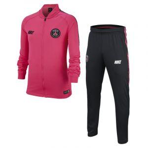 Nike Survêtement de football Paris Saint-Germain Dri-FIT Squad pour Enfant plus âgé - Rose - Couleur Rose - Taille M
