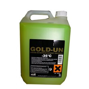 Bidon de 5 litres de liquide de refroidissement universel Professionnel -35°C 0005002074