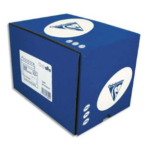 Clairefontaine 250 enveloppes 16,2 x 22,9 cm (90 g)