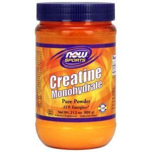 Now Foods Creatine Monohydrate Powder 600 Gr