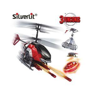 Silverlit Combat - Hélicoptère radiocommandé