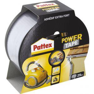 Pattex Henkel Power Tape - 9H 1393731 - Rouleau adhésif - 25 m - Gris