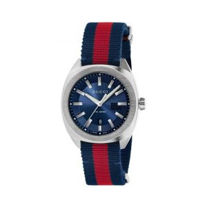 Gucci Montre Homme Gg2570 Multicolore