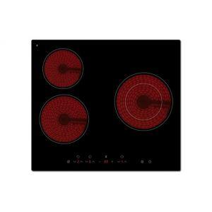Proline VH 353 P - Table de cuisson vitrocéramique 3 foyers