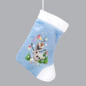 Chaussette de Noël Olaf La Reine des Neiges