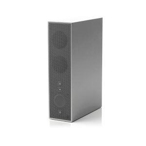 Lexon Titanium - Enceinte Bluetooth rechargeable