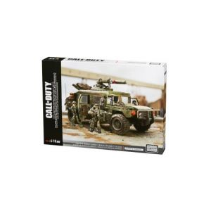 Mega Bloks DPB57 - Call Of Duty : Véhicule blinde et soldats