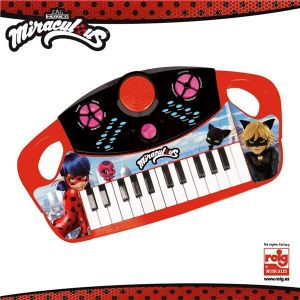 Reig Musicales Piano électronique Miraculous Ladybug
