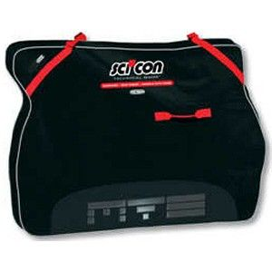 Scicon Sci Con Travel Plus Mtb Housse de transport Noir 125 x 90 x 24 cm