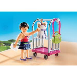 Playmobil 4792 Special Plus - Modèle au défilé de mode