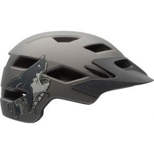 Bell Sidetrack Race Helmet Junior - Matt Titanium