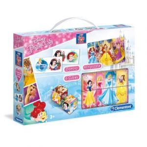 Clementoni Mini Edukit Princesses Disney