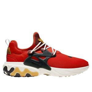 Nike Chaussure React Presto pour Homme - Rouge - Taille 42.5 - Male
