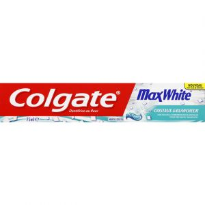 Colgate MaxWhite Cristaux et blancheur - Dentifrice