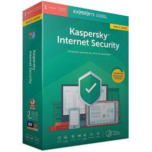 Internet Security 2019 Mise à jour (1 PC / 1 an) [Windows]