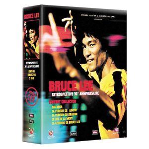 Coffret Bruce Lee - Big Boss + La Fureur de vaincre + La Fureur du Dragon + Le Jeu de la mort
