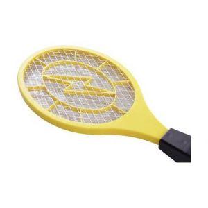 Basetech Raquette anti-insectes (L x l x h) 455 x 169 x 30 mm jaune-noir 1 pc(s)
