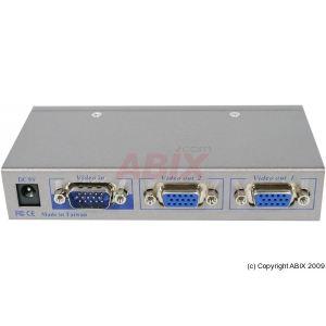 Dexlan 052030 - Partageur VGA 350 MHz 2 écrans