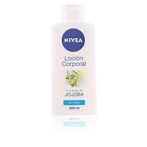 Nivea Lait pour le corps à l'huile de Jojoba pour peaux normales
