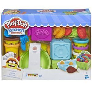Hasbro Play Doh - L'épicerie