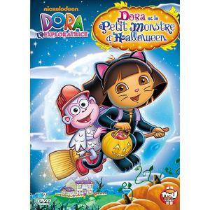 Dora l'exploratrice : Dora et le petit monstre d'Halloween