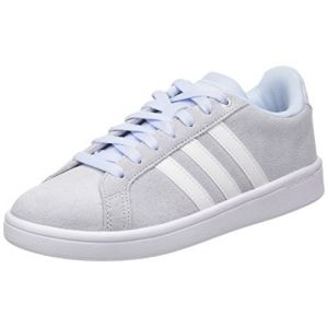Adidas CF Advantage W, Chaussures de Fitness Femme, Bleu (Aeroaz/Ftwbla/Plamat 000), 40 EU