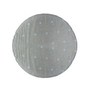Tapis (D120 cm) Tipi Gris