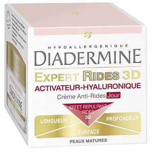 Diadermine Expert Rides 3D - Crème de jour 50 ml