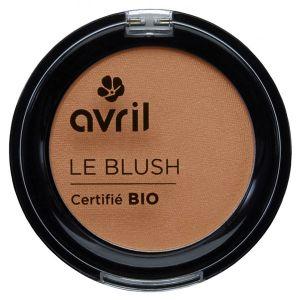 Avril Blush Terre Cuite Certifié Bio