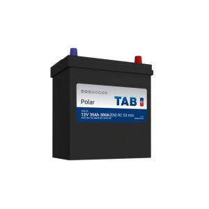 Tab Batterie de démarrage Polar S BJ35G S35JX 12V 35Ah 300A