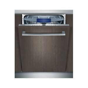 Siemens SX636X03ME - Lave vaisselle intégrable 14 couverts