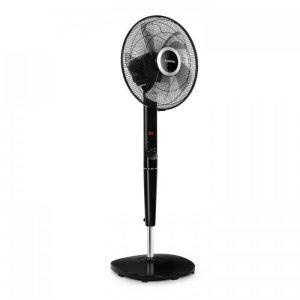 Klarstein Infinity Storm - Ventilateur sur pied 55 W 3 modes Variofresh