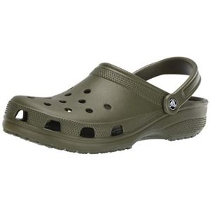 Crocs Classic - Sandales - olive 41-42 Sandales Loisir