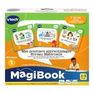 Vtech Mes premiers apprentissages N - Jeu éducatif MagiBook